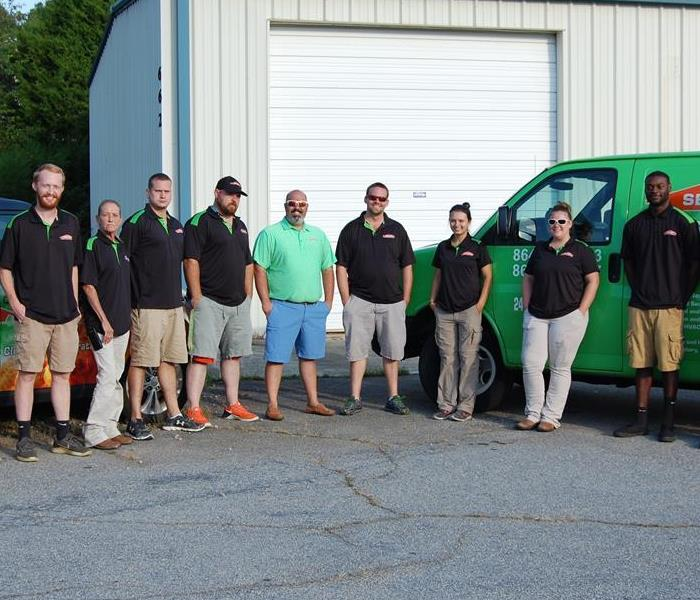 SERVPRO of Pickens County Is Always Here To Help