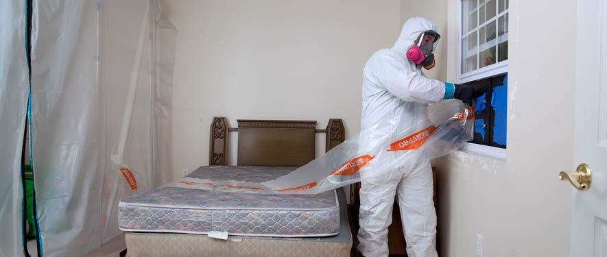 Easley, SC biohazard cleaning