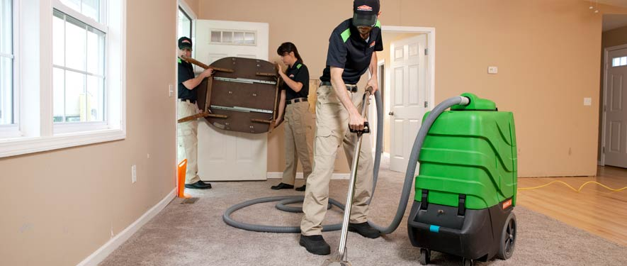 Easley, SC residential restoration cleaning